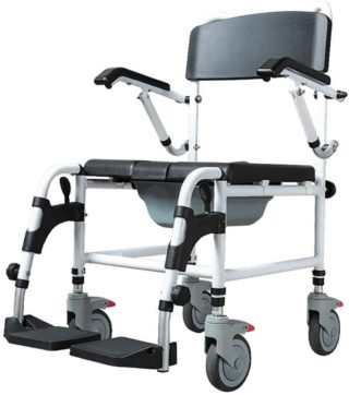 wheelchair Best Rolling Shower Chairs