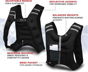 Adurance Best Weighted Vests