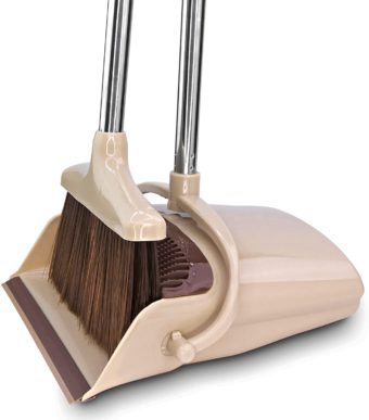 BELLEFORD Best Broom and Dustpan Sets