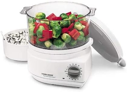 Black and Decker Best Food Steamers