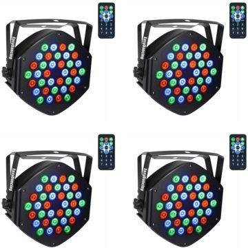 EasyDancing Best LED Stage Lights