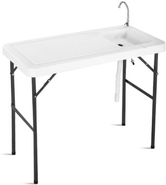 Goplus Best Fish Cleaning Tables
