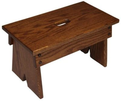Peaceful Classics Best Wooden Step Stools