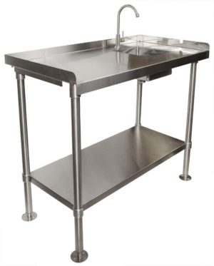 RITE-HITE Best Fish Cleaning Tables