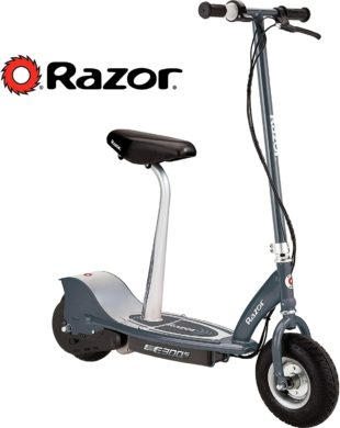 Razor Electric Scooters with Seat