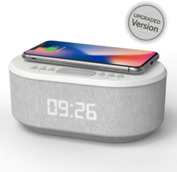 i-box Best Bluetooth Alarm Clocks