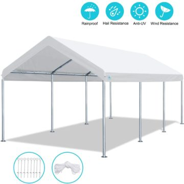 ADVANCE OUTDOOR Best Car Shelters
