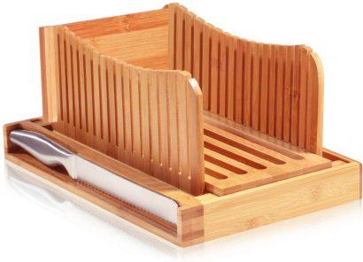 Bambusi Best Bread Slicers