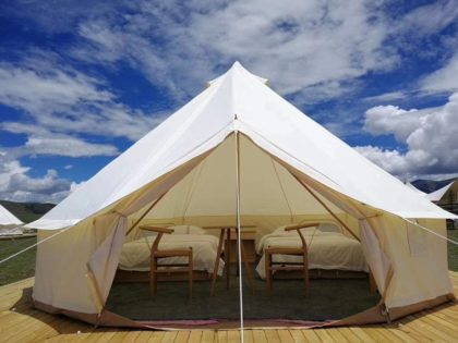 Dream House Canvas Tents