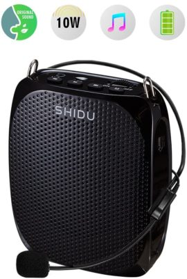 SHIDU Best Voice Amplifiers