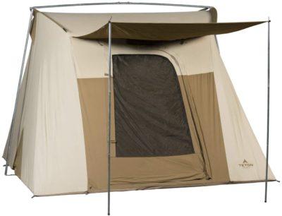 TETON Canvas Tents