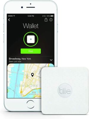 Tile Slim Best Wallet Trackers