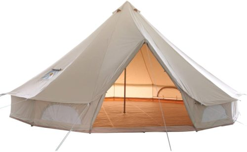 glamcamp Canvas Tents