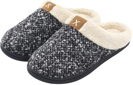 ULTRAIDEAS Best Memory Foam Slippers