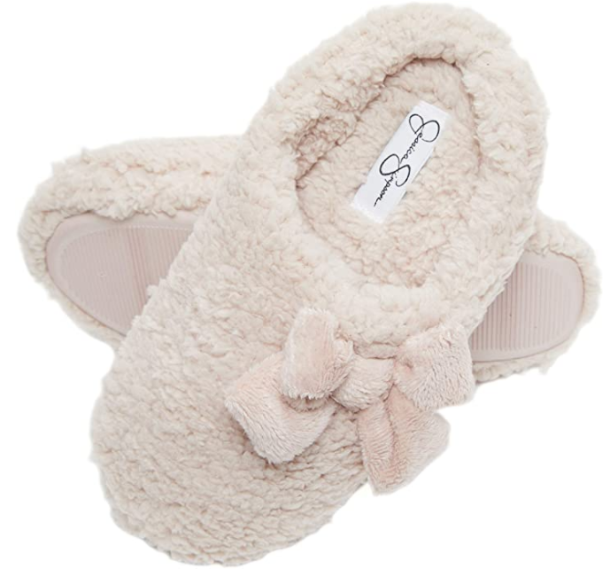 Jessica Simpson Best Memory Foam Slippers