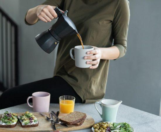Take breakfast