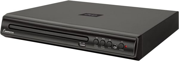 Impecca Best Compact DVD Players