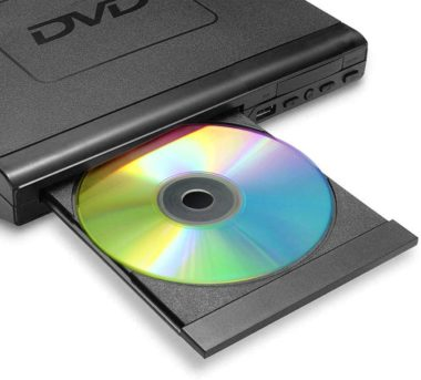 LONPOO Best Compact DVD Players