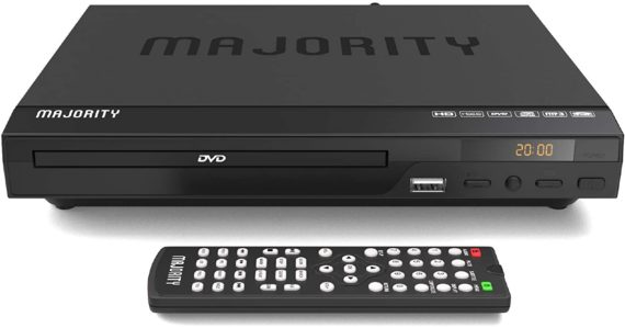 Majority Best Compact DVD Players