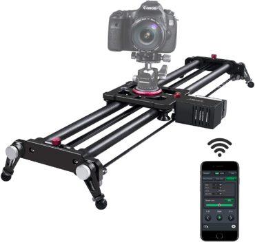 ASHANKS Camera Sliders