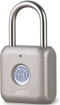 ATITI Best Fingerprint Padlocks
