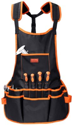 HORUSDY Best Canvas Work Aprons