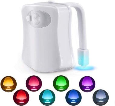 SUNNEST Best Toilet Bowl Lights