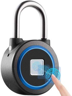 WGCC Best Fingerprint Padlocks
