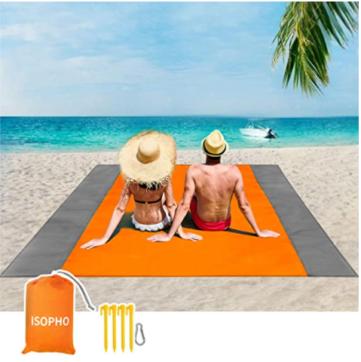 ISOPHO Best Beach Mats