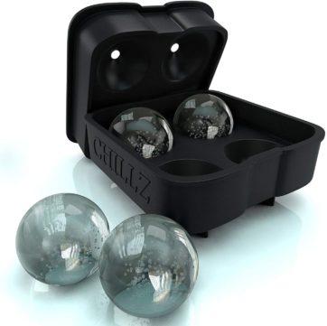 Chillz Ice Ball Maker Best Ice Ball Makers