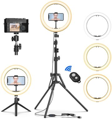 GPED Best Ring Lights with Stand