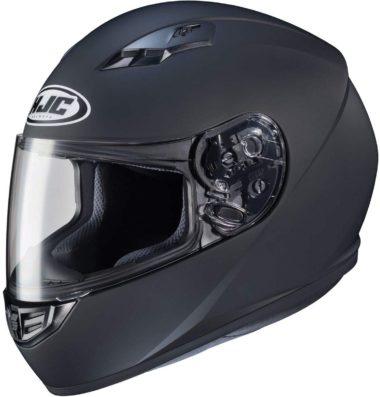 HJC Helmets Matte Black Motorcycle Helmets