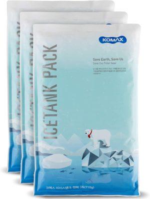 Komax Best Ice Packs for Cooler