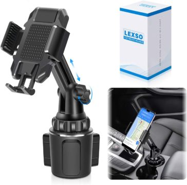 Lexso Best Cup Holder Phone Mounts