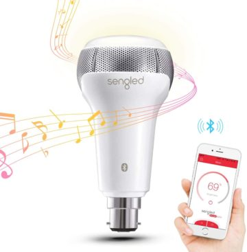 Sengled Best Bluetooth Light Bulb Speakers
