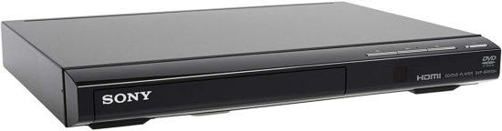 Sony Smart DVD Players