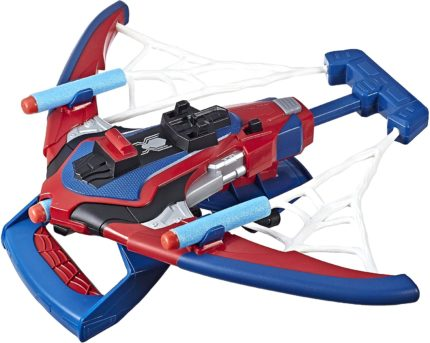 Spider-Man Nerf Bows and Arrows