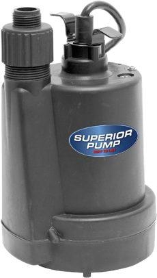 Superior Pump Pool Cover Pumps