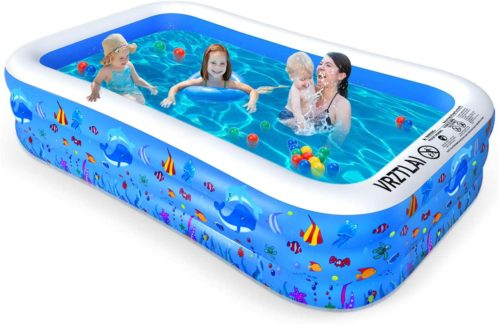VRZTLAI Inflatable Swimming Pools for Adults