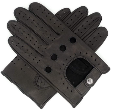 Harssidanzar Driving Gloves for Men