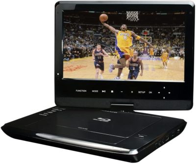Azend Group Corp Best Portable Blu Ray DVD Players
