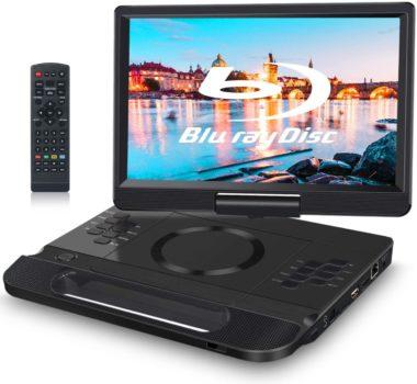 FANGOR Best Portable Blu Ray DVD Players