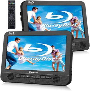NAVISKAUTO Best Portable Blu Ray DVD Players
