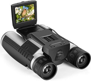 Camonity Best Binoculars with Cameras