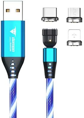 Demon-Devices Best Magnetic Charging Cables