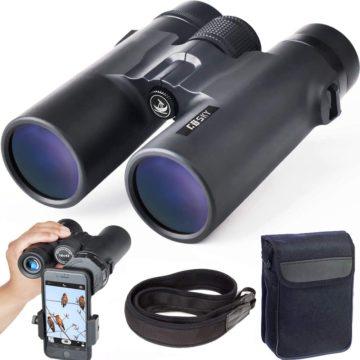 Gosky Best Binoculars with Cameras
